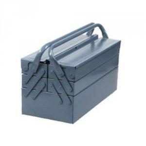 HERO 3880-530 Metal værktøjskasse 5 rum-530 mm