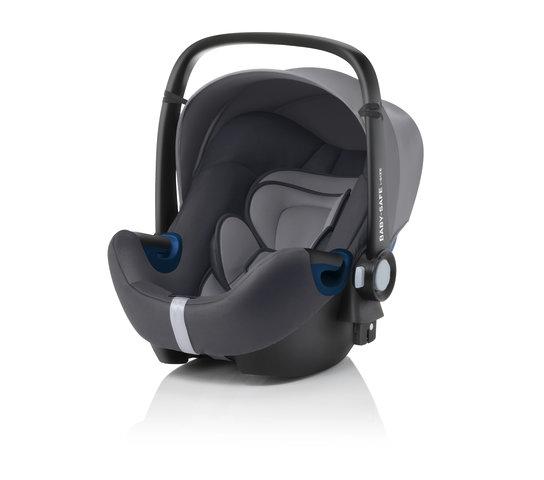 Baby-Safe2 I-Size - Storm Grey