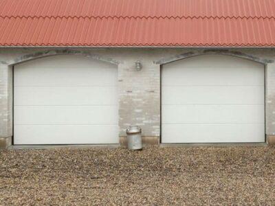Garageport tilbud pris