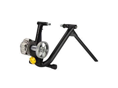 Atredo - Q7 Hometrainer - Justerbar - 7 trin - Stål - Blå/sølv - 800 Watt