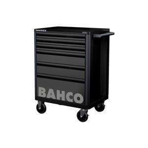 Bahco værkstedsvogn med 6 skuffer og 251 dele værktøj