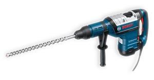 Bosch borehammer GBH 8-45 DV 1500 watt 12,5 joule