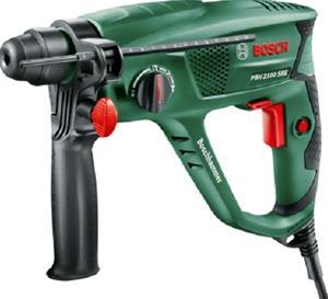 Bosch Borehammer PBH 2100 SRE, 550W leveres i plastkuffert