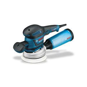 Bosch excenterssliber GEX 125-150 AVE 400 watt 5500-12000 omdr./min.