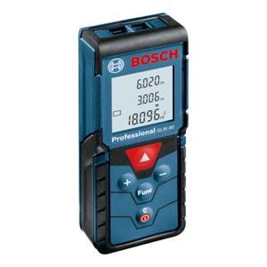 Bosch GLM 40 afstandsmåler +/- 1,5 mm nøjagtighed
