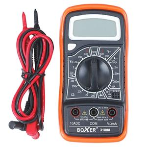 Boxer multimeter, digitalt