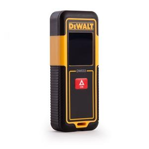Dewalt laserafstandsmåler DW033 30 m