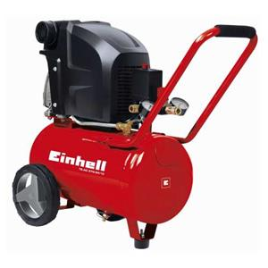 Einhell TE-AC 270/24/10 kompresoor 24 liter 10 bar 1800W