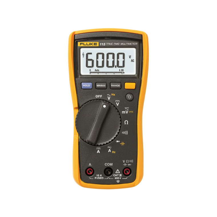 FLUKE Multimeter 115 digital KAT III 600 V
