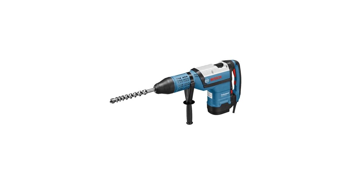 GBH 12-52 DV Bosch borehammer - køb billigt på 10-4.dk