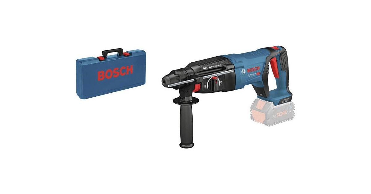 GBH 18V-26 Bosch akku borehammer - køb billigt på 10-4