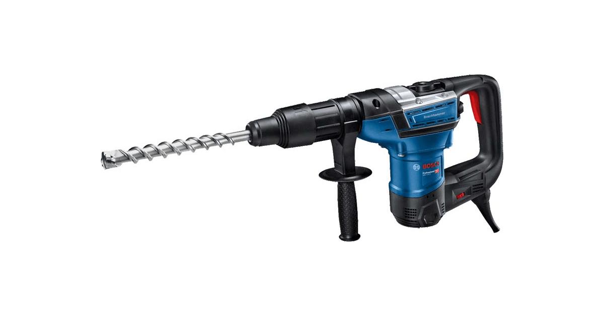 GBH 5-40 D Bosch borehammer - køb billigt online på 10-4.dk