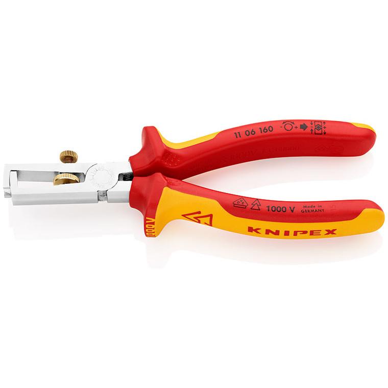 Knipex afisoleringstang 1106 160 VDE 1000V