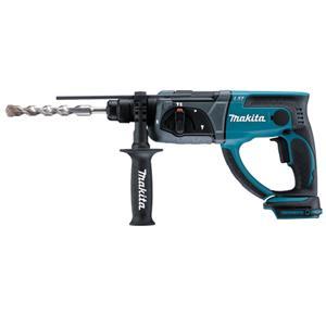 Makita borehammer 18V li-ion, DHR202Z leveres uden batteri og lader