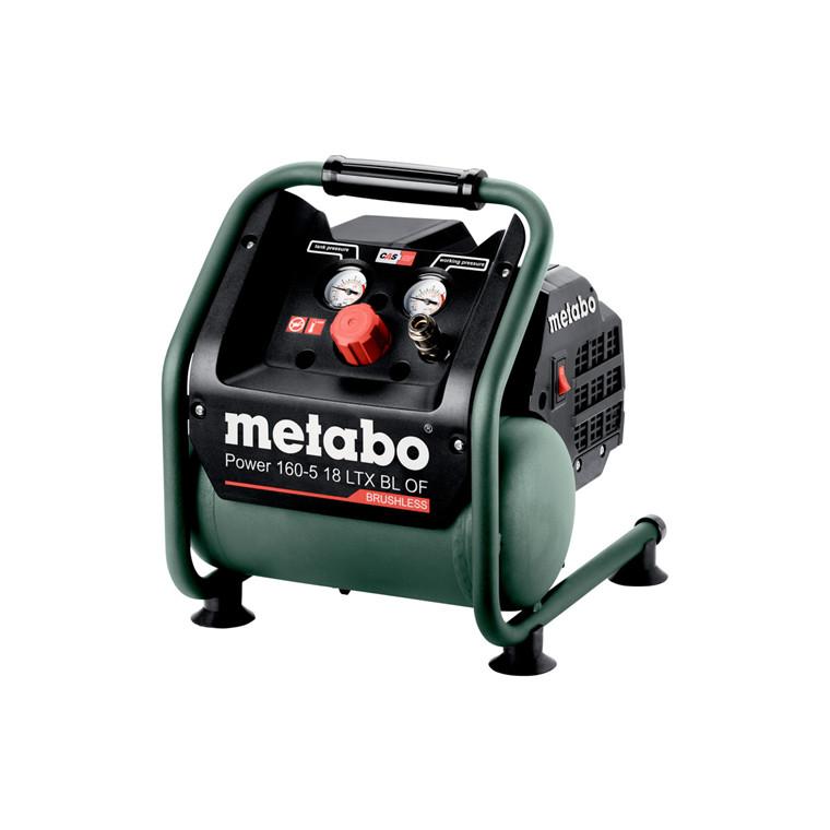 METABO akku kompressor POWER 160-5 18 LTX BL OF 18V u/bat