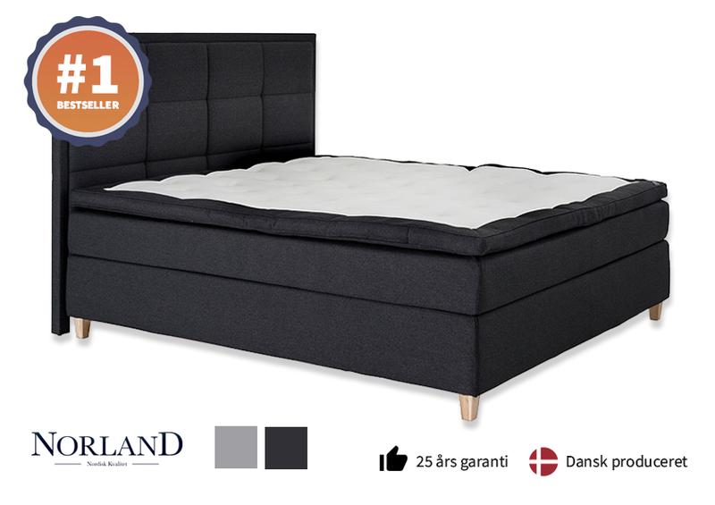 Norland Eksklusiv Komfort 210x210 cm Kontinentalseng