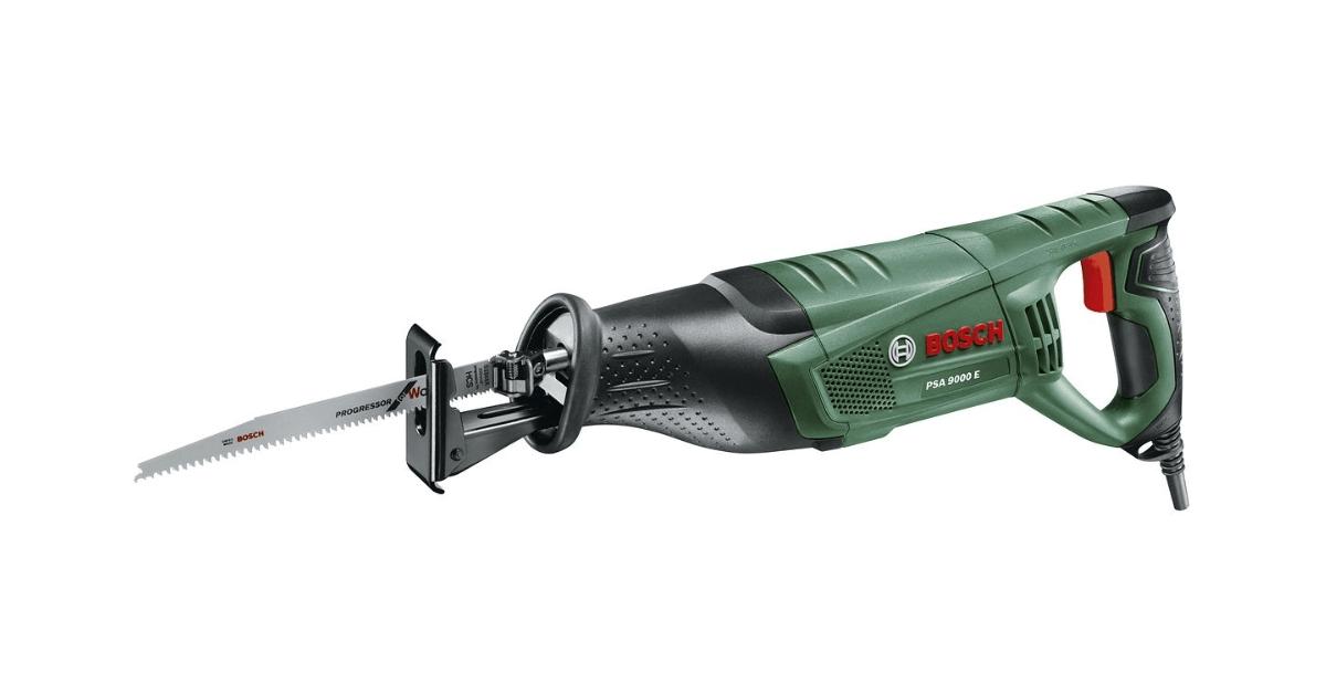 PSA 9000 E Bosch 900W bajonetsav - skarp pris på 10-4.dk