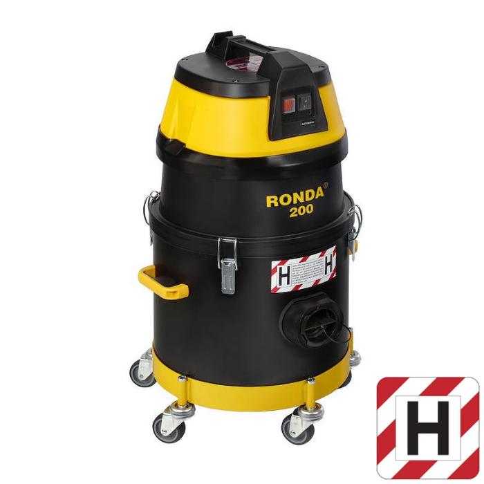 RONDA støvsuger 200H Power HEPA