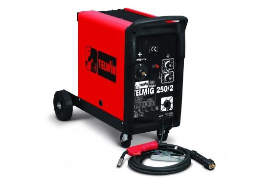 Telwin CO2 Svejser 250 A- MIG/MAG