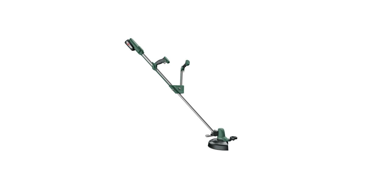 UniversalGrassCut LI 18V - Bosch akku græstrimmer 26cm - 10-4.dk