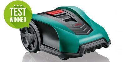 Bosch robotplæneklipper tilbud pris
