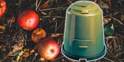 Kompostbeholder tilbud pris