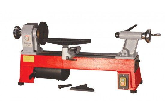 D460F Holzmann trædrejebænk med variabel hastighed