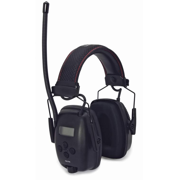 Howard Leight høreværn med FM digital