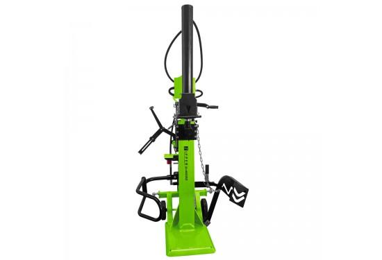 ZI-HS22EZ Vertikal Brændekløver Zipper 22 ton