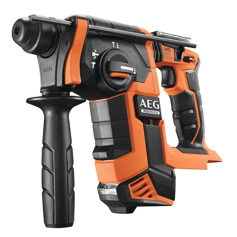 AEG akke borehammer SDS+ 18 V BBH18BL-0 uden batteri og lader