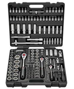 BATO topnøglesæt / værktøjssæt med 171 dele. BATO vare nr. 1171