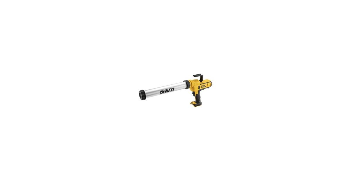 Dewalt akku fugepistol DCE581N - Høj kvalitet og stor brugervenlighed