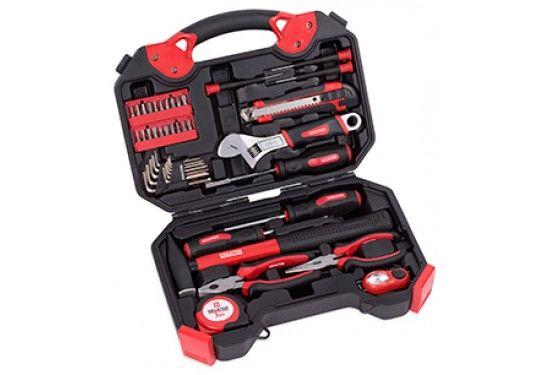 Værktøjssæt 44 dele i kuffert