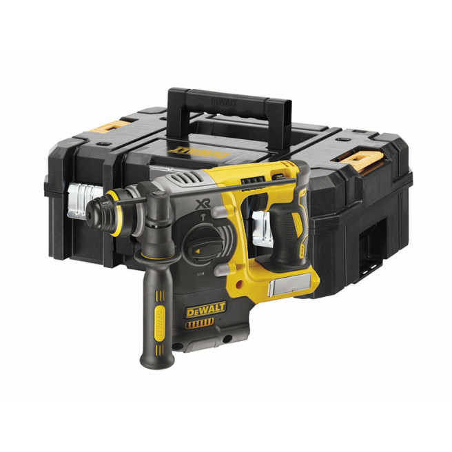 DeWALT 18V XR borehammer m 3 funkt. løs, TSTAK - DCH273NT-XJ