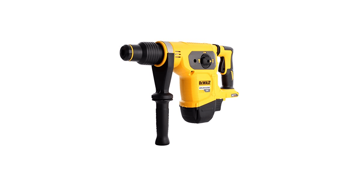 Dewalt akku borehammer DCH481N-XJ 54V SDS-Max - Køb i dag