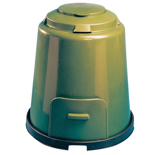 Hurtig kompostbeholder 280 liter - grøn