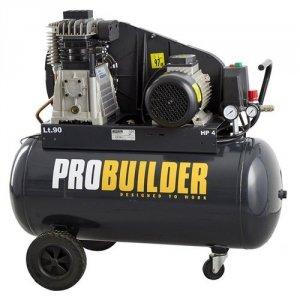 ProBuilder Kompressor 90 ltr. 4hk