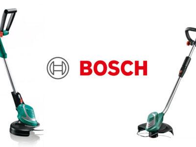 Bosch græstrimmer med batteri