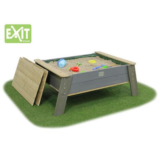 Exit sandkassebord XL 138x94 m/låg ¤