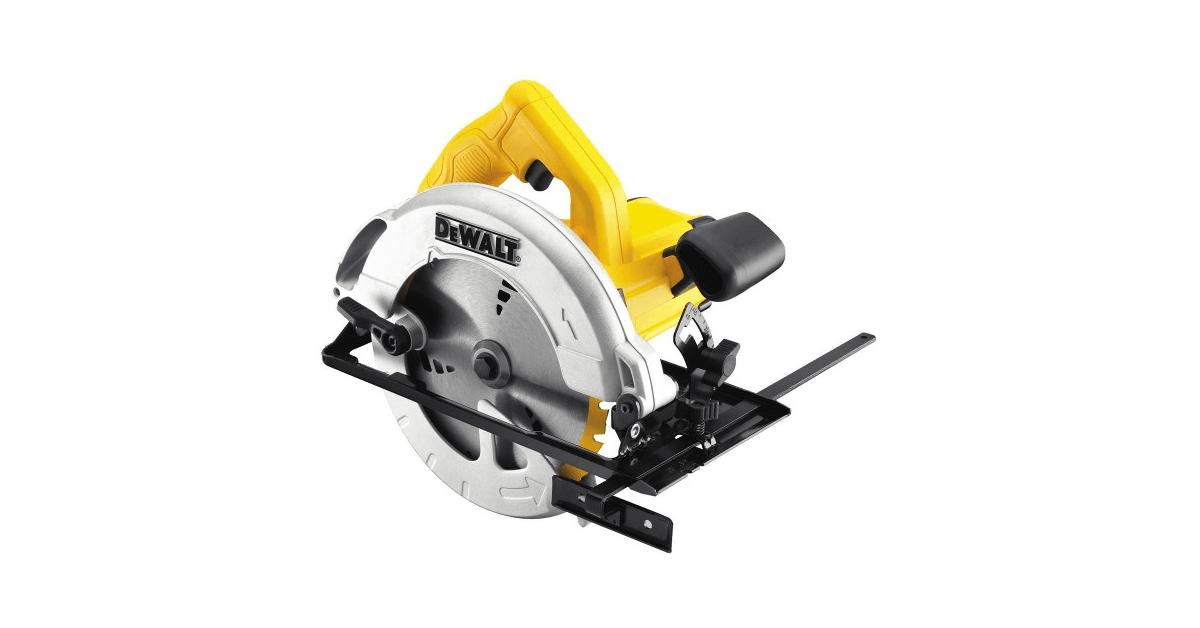 Køb Dewalt rundsav DWE560