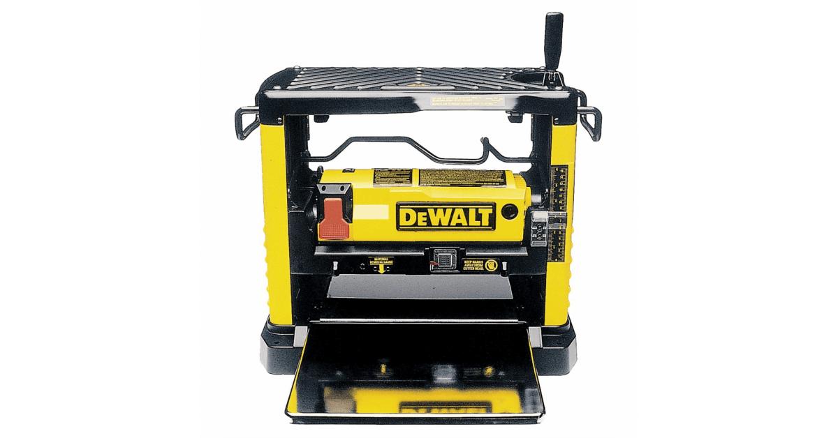 Køb Dewalt tykkelseshøvl 1800WDW733-QS - 10-4.dk