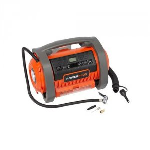 PowerPlus Kompressor 20 Volt - SOLO
