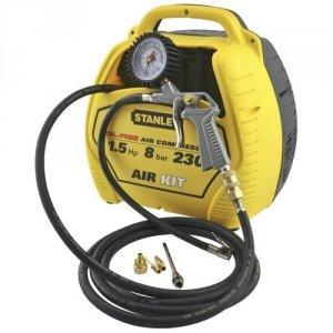 Stanley AIR KIT Kompressor 1,5hk