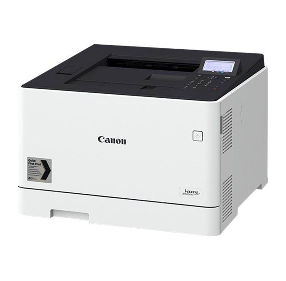 Canon i-SENSYS LBP663Cdw Laserprinter - Farve - Laser