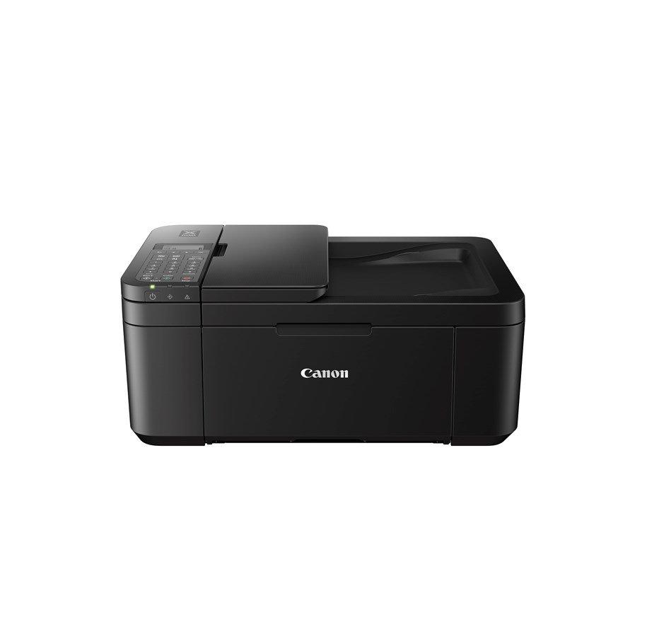 Canon PIXMA TR4550 - Black Blækprinter Multifunktion med Fax - Farve - Blæk