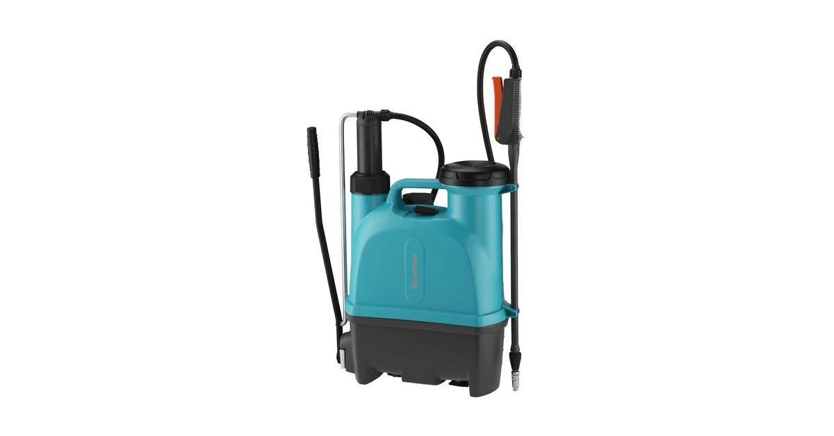 Gardena tryksprøjte 12 liter - Køb online hos 10-4