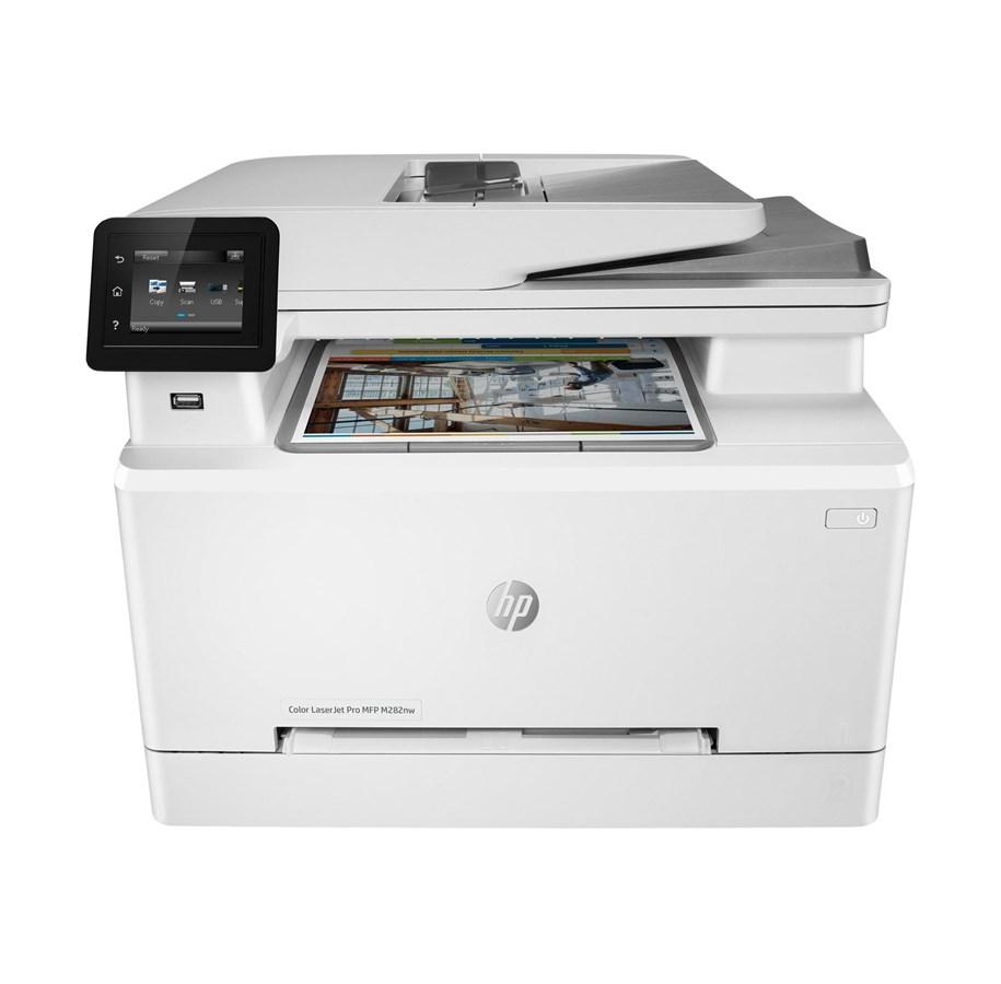 HP Color LaserJet Pro M282nw Laserprinter Multifunktion - Farve - Laser