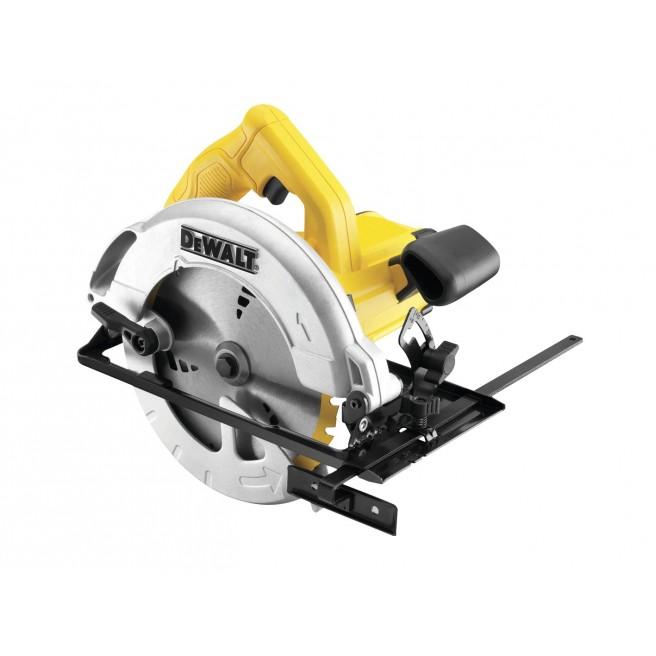 Dewalt Dwe560 Kompakt Rundsav 185mm - 230V maskine