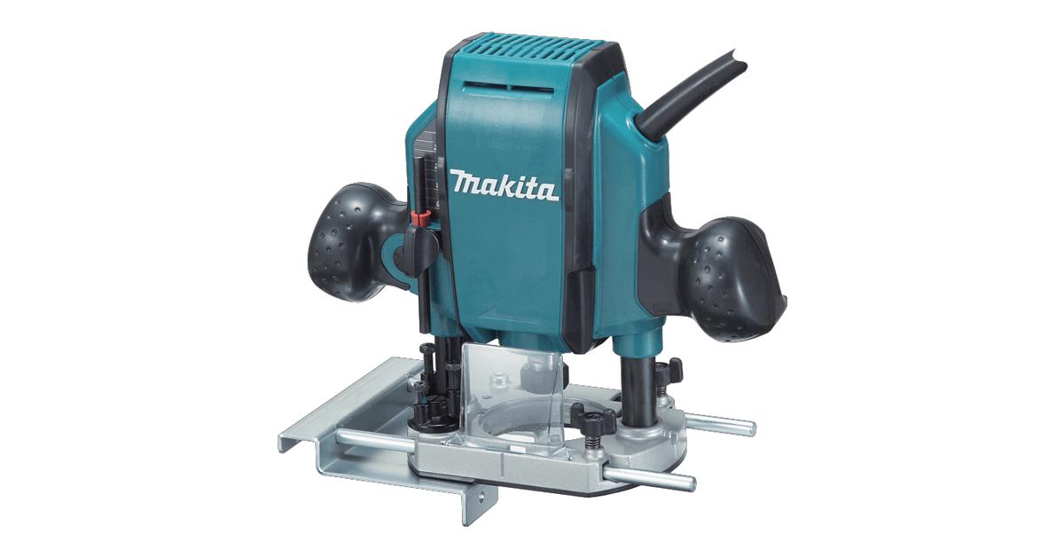 Køb Makita overfræser RP0900J - hurtig levering - 10-4.dk