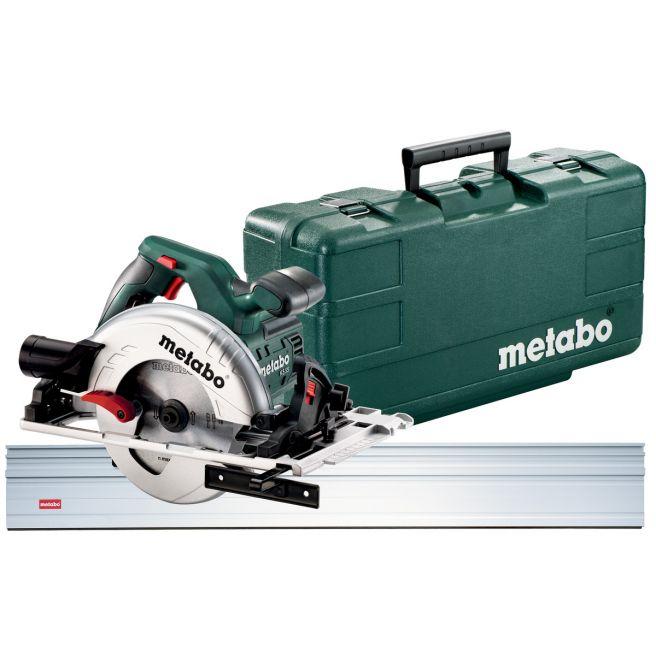Metabo KS 55 FS Set - 690738000 Håndrundsav
